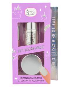 Le-Mini-Macaron-Kitticorn-Magic-Holographic-Manicure-Set