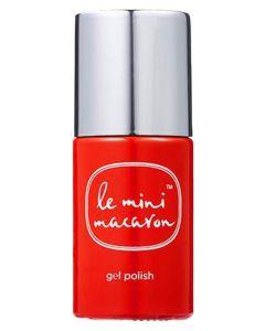 Le-Mini-Macaron-Gel-Polish-Cherry-Red