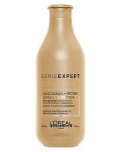 Loreal Absolut Repair Gold Quinoa Shampoo