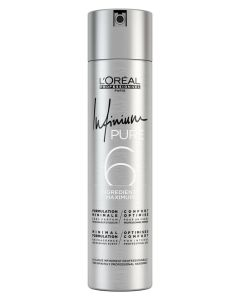 Loreal Infinium Pure Soft Hairspray