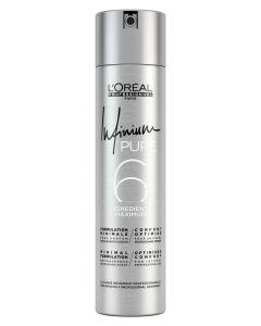 Loreal Infinium Pure Strong Hairspray 300ml