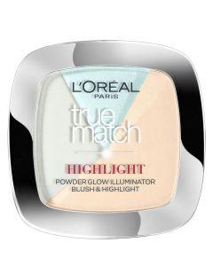 L'Oréal True Match Highlight - 302.R/C Icy Glow
