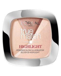 L'Oréal True Match Highlight - 202.N Rosy Glow