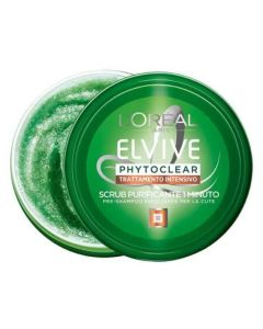 Loreal Elvive Phytoclear Exfoliating Scrub