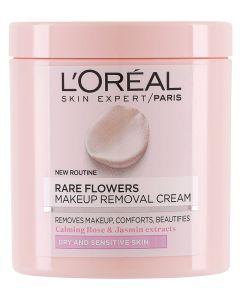 Loreal Skin Expert Rare Flowers Makeup Removal Cream
