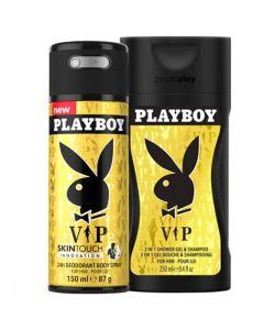 Playboy VIP Deodorant & Shower Gel Gift Box