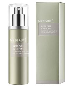 M2 Beaute Ultra Pure Solutions Cu-Peptide & Vitamin B Facial Nano Spray 75ml