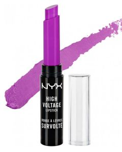 NYX High Voltage Lipstick - Twisted 08