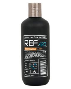 REF 423 Hair And Body Wash for Men 300ml
