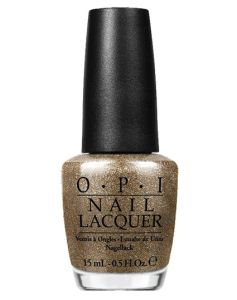 OPI 223 All Sparkly And Gold 15 ml