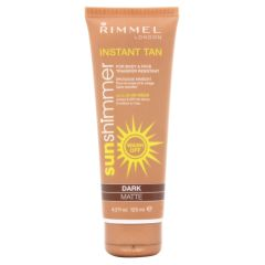 Rimmel Instant Tan - Dark Matte 125 ml