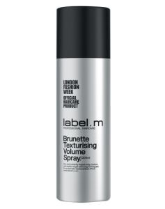 Label.m BRUNETTE Texturising Volume Spray 200 ml