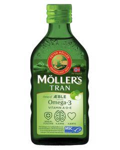 Møllers Tran Æble 500ml