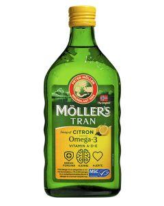 Møllers Tran Citron 500ml