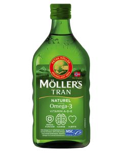 Møllers Tran Naturel