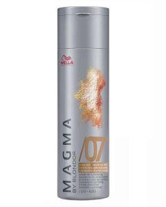 Wella Magma By Blondor /07 (2/0-5/0) 120g