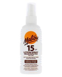 Malibu Sun Lotion Spray SPF 15 100ml