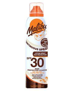 Malibu Continuous Sun Lotion Spray SPF30 175ml