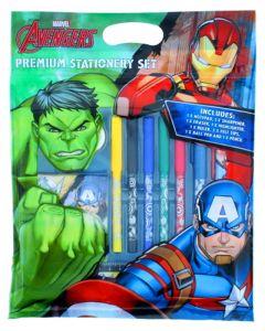 Marvel Avengers Premium Tegnesæt