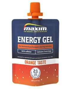 Maxim Energy Gel Orange Taste 77ml