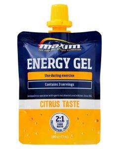 Maxim Energy Gel Citrus Taste 77ml