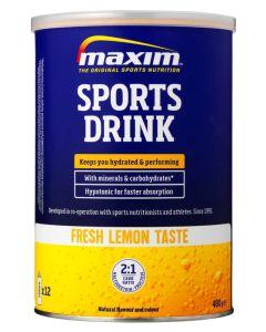 Maxim Sports Drinks Fresh Lemon