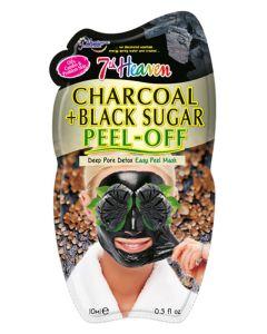 Montagne Jeunesse Charcoal + Black Sugar Peel Off