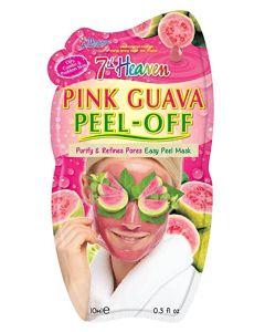7th Heaven Pink Guava Peel Off