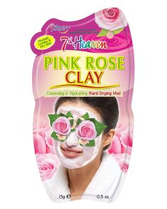 7th Heaven Pink Rose Clay