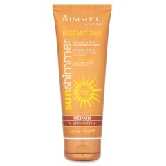 Rimmel Instant Tan - Medium Shimmer 125 ml