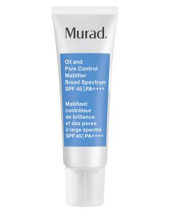 Murad Blemish Control Oil and Control Mattifier SPF 45 50ml.