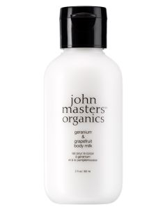 John Masters Geranium & Grapefruit Body Milk TRAVEL 60 ml