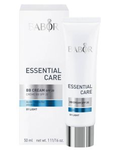 Babor Essential Care BB Cream SPF 20 - 01 Light  50 ml