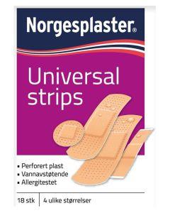 Norgesplaster Universal Strips