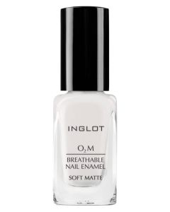 Inglot O2M Breathable Nail Enamel Soft Matte 512 11ml