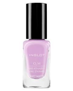 Inglot O2M Breathable Nail Enamel Soft Matte 513 11ml