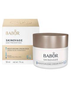 Babor Skinovage Moisturizing Cream Rich 5.2 50 ml