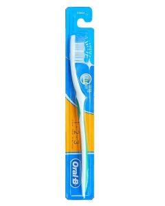 Oral B 123 Tandbørste Grøn