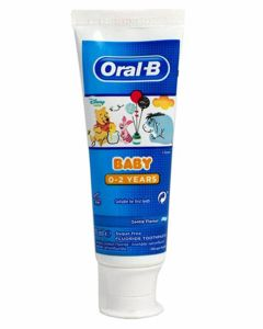Oral B Baby Peter Plys Tandpasta 75ml