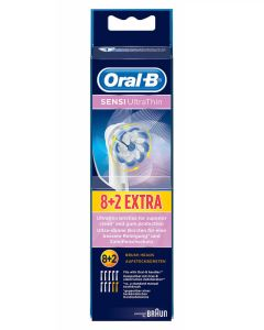 Oral B Sensi Ultra Thin 8+2 Extra