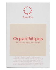 OrganiCup OrganiWipes
