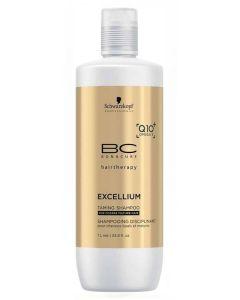 BC Bonacure Excellium Taming Shampoo