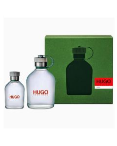 Hugo Boss Man EDT (Grøn) Giftset*