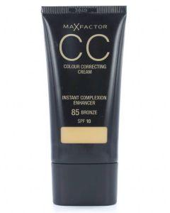 Max Factor CC Colour Correcting Cream SPF 10 - 85 Bronze 30 ml