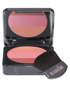 Babor Tri-Colour Blush - Rose