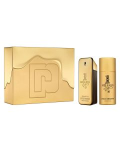 Paco Rabanne 1 MILLION EDT 100ml + Deodorant Spray 150ml