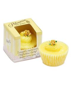 Patisserie De Bain Lemon BonBon Cupcake Soap