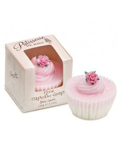 Patisserie De Bain Rose Cupcake Soap
