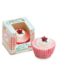 Patisserie De Bain Sweet As Cherry Pie Cupcake Soap