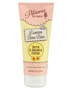 Patisserie De Bain Lemon Bom-Bon Bath & Shower Creme